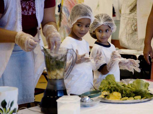 Fundação Nestlé Brasil<br> Nutrir Crianças Saudáveis